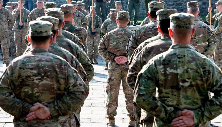 Пентагон объяснил передислокацию войск в Европе продвижением к России