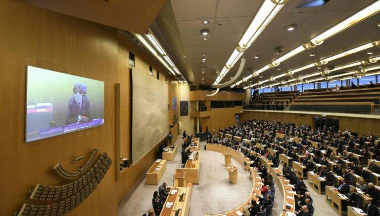 Zviedrijas parlaments par premjera amata kandidātu balsos janvārī