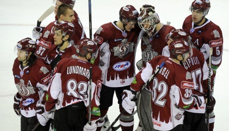 Rīgas 'Dinamo' izbraukumā tiekas ar Popradas 'Lev' komandu