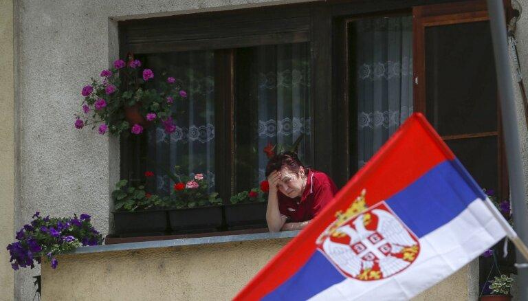 Kosovas tarifi Serbijas precēm ir šķērslis attiecību normalizācijai, norāda ASV