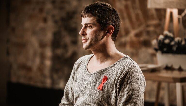 Tagad zinu, ka HIV diagnoze nav beigas. Kaspara stāsts