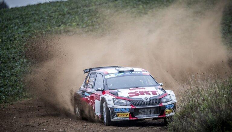 'Rally Liepāja' pirmais numurs – Grjazinam; uz starta 74 ekipāžas