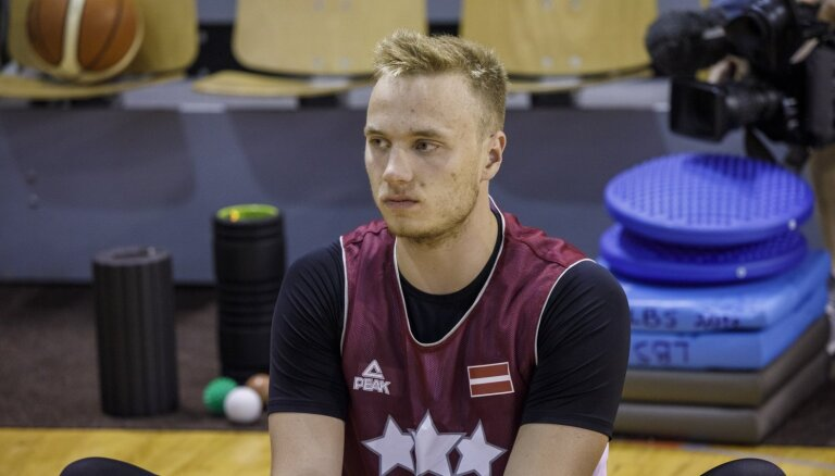 Artūrs Strautiņš par topošā Eirolīgas kluba 'Virtus' interesi: viņi runā ar manu aģentu