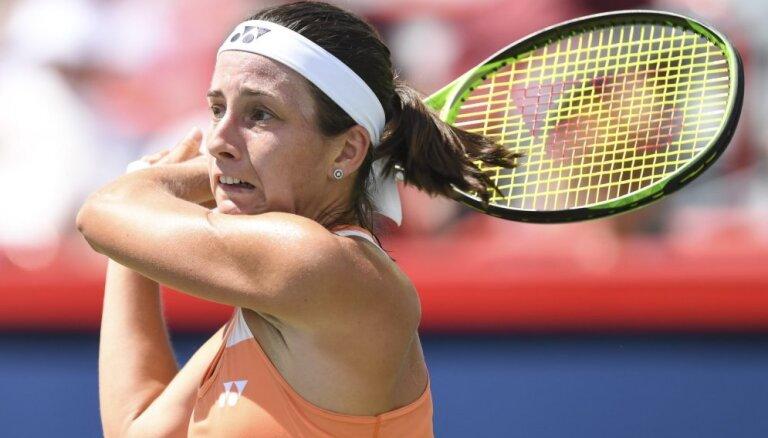 Севастова вышла в четвертьфинал турнира в Брисбене — на чемпионку US Open