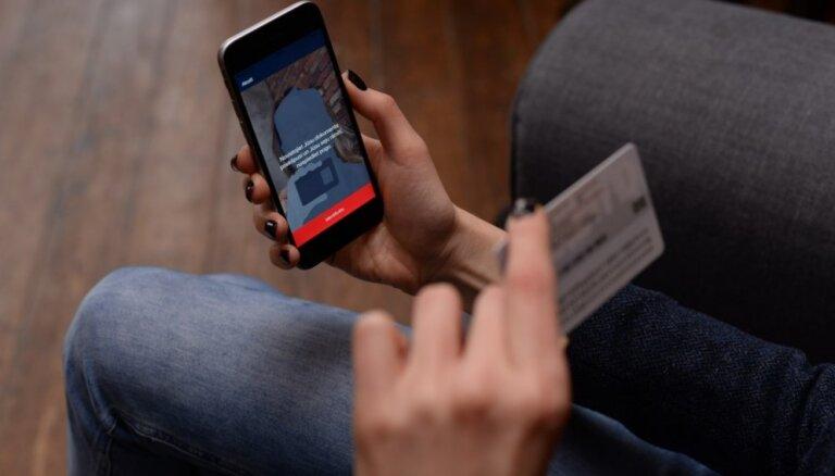 'Citadele' sāk piedāvāt iespēju ar selfiju mobilajā lietotnē atvērt bankas kontu