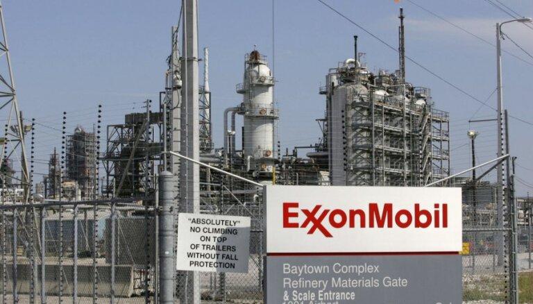 Американский нефтяной гигант сворачивает всю деятельность России