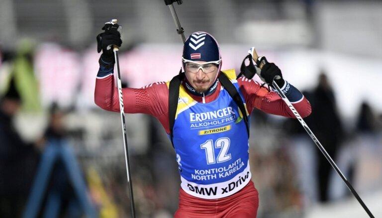 Rastorgujevs iespraucas punktos Pasaules kausa posma sprintā
