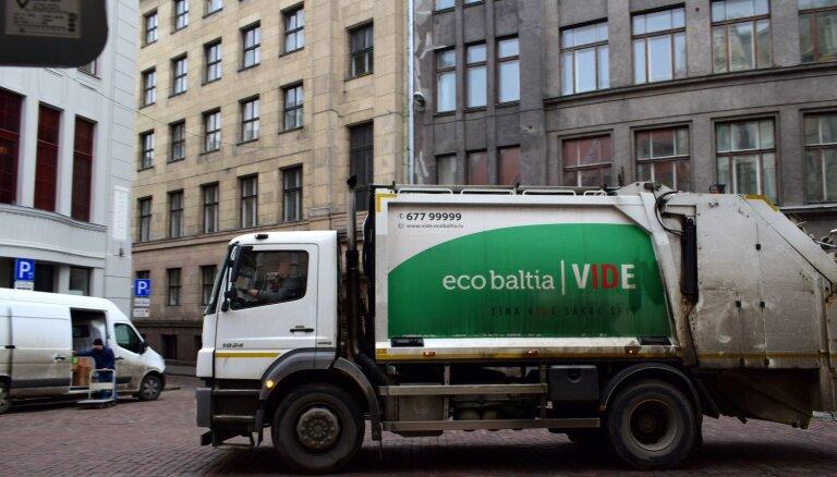 Рижская дума не теряет надежды монополизировать рынок вывоза мусора
