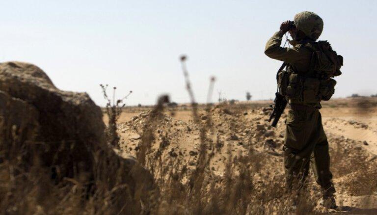 Izraēlā pārtverta no Sīrijas pret Golānas augstienēm izšauta raķete