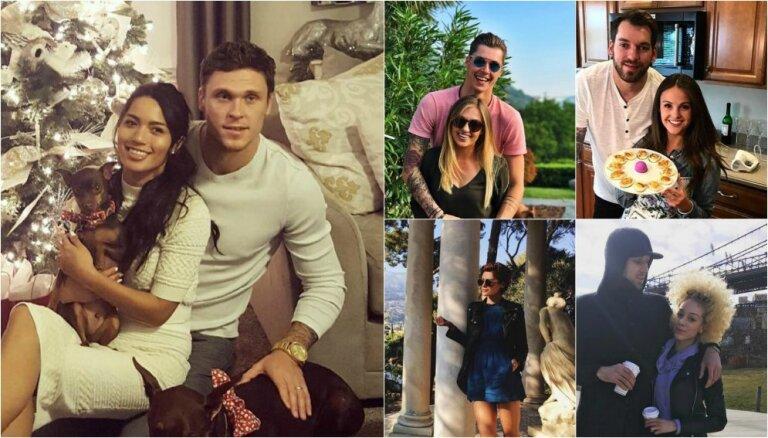 Piecas daiļas ārzemnieces, kuras savaldzinājušas latviešu sportistus