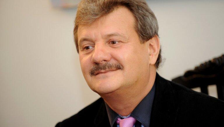 Mūžībā devies filantrops Boriss Teterevs
