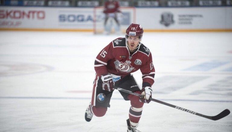 Salmela pēc Rīgas 'Dinamo' izlaistās uzvaras: tur nav daudz, ko piebilst