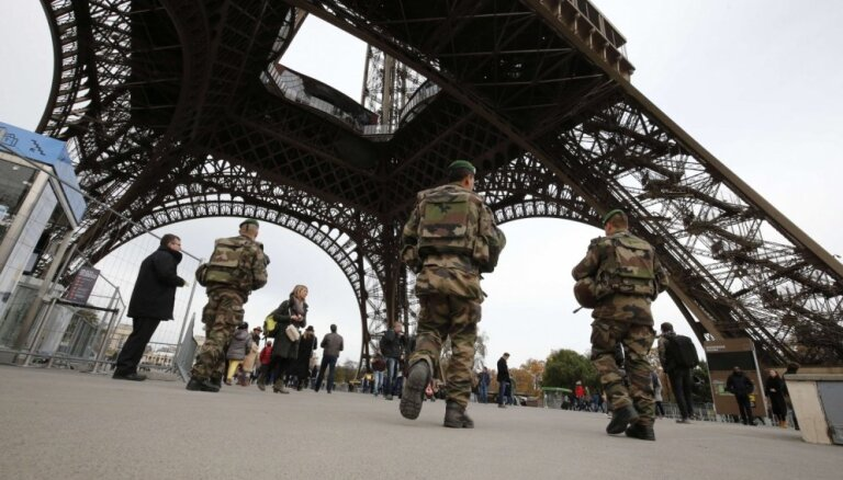 Брюссельские смертники хотели устроить теракты во Франции