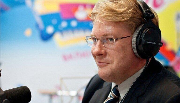 В Риге пройдет встреча с пресс-атташе российских олимпийцев Константином Выборновым