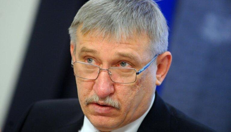 Генпрокурор: Выяснилось, что к утечке по делу Клявиньша не причастны ни премьер, ни глава БПБК