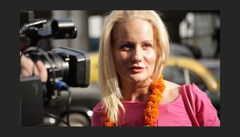 Binnija Ārberga atsākusi darbu televīzijā