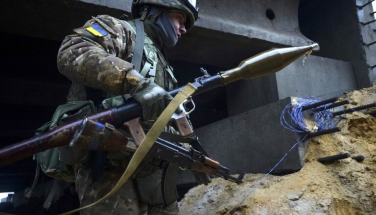Страуюма: если ЕС применит силу на Украине, последствия непредсказуемы