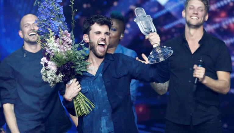 """ФОТО, ВИДЕО: Победителем """"Евровидения"""" стали Нидерланды"""