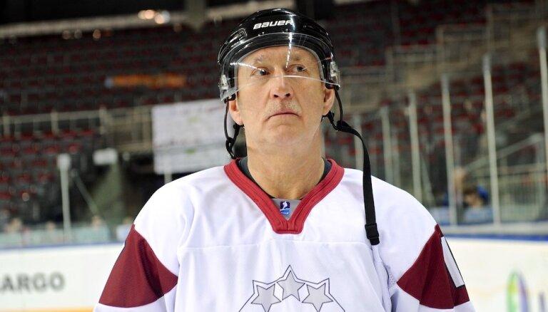 """Балдерис: """"Только четыре клуба КХЛ смогли бы играть в чемпионате СССР"""""""