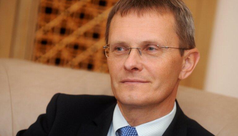 Сейм утвердил Вилкса на должности члена совета Банка Латвии
