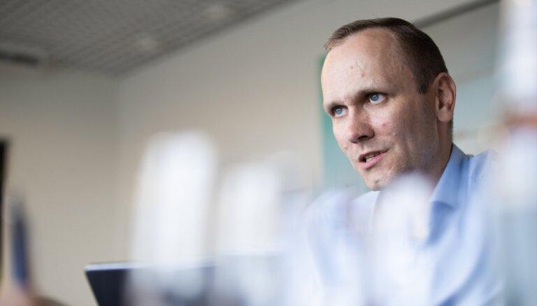 Uz pandēmijas otro ziemu ar jaunām kļūdām – intervija ar Igaunijas 'Swedbank' vadītāju