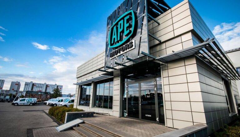 Latviešu akcionāri iegūst 'Ape Motors' kontrolpaketi