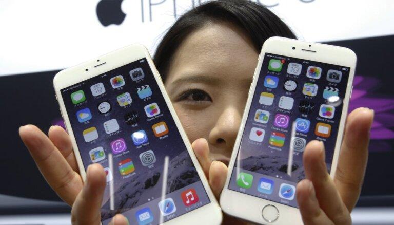 Apple поставила рекорд по прибыли: $18 млрд. за квартал