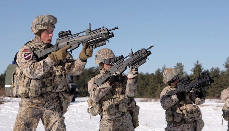 Латвия закупит штурмовые винтовки G36 и другое оружие на 13 млн евро