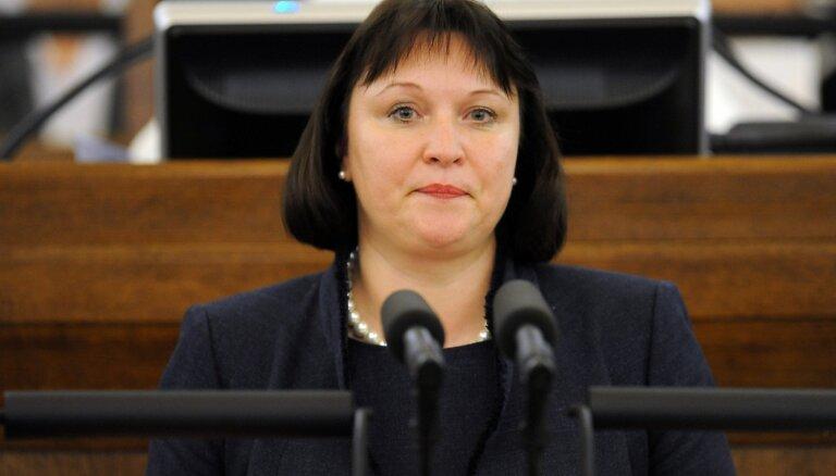 Laizāne: atbildība par NEPLP reputāciju jāuzņemas viņus rekomendējošajām organizācijām