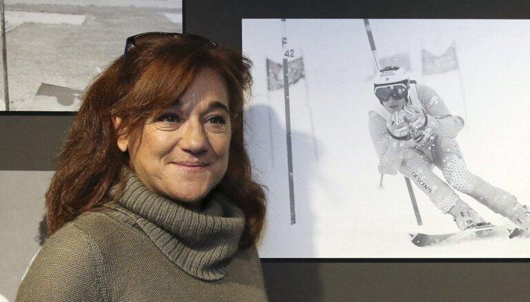 Mirusi atrasta Spānijas olimpiskā medaļniece Očoa