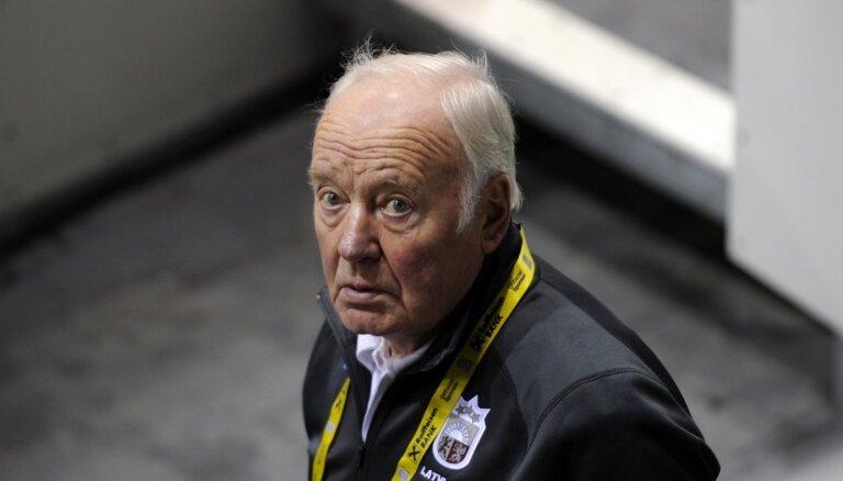 Mūžībā devies ilggadējais Latvijas izlases 'Doks' Jānis Kvēps