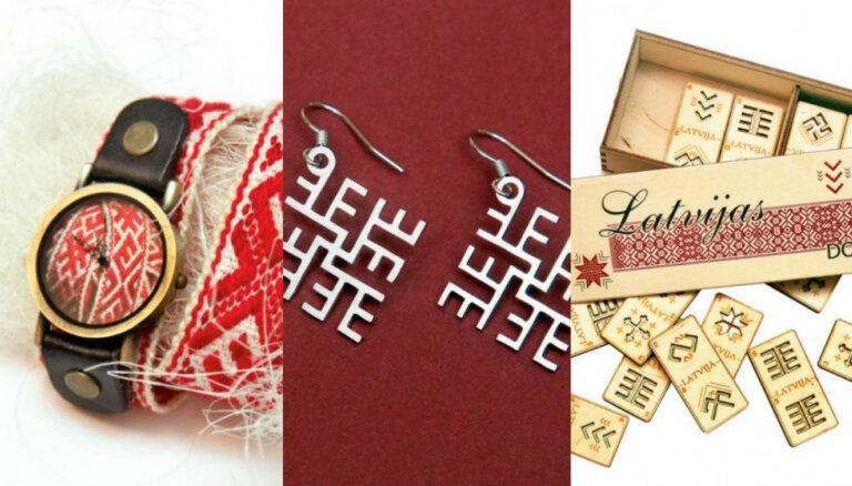 Latvju zīmes apģērbā un tekstila izstrādājumos. Kāda ir to nozīme?
