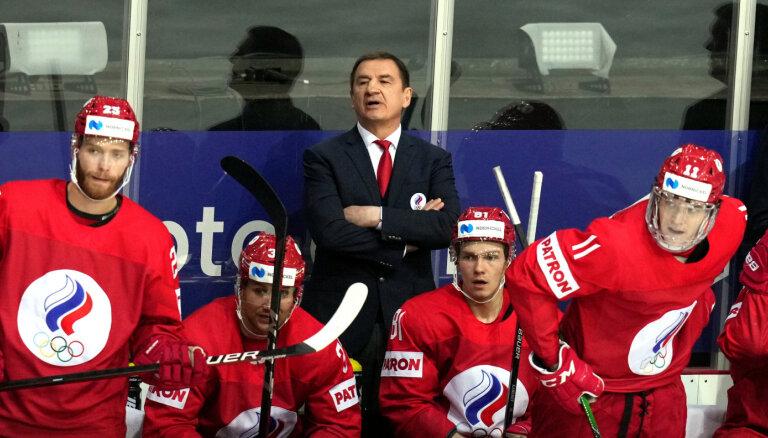 Брагин раскрыл причины провала российской сборной на ЧМ в Риге