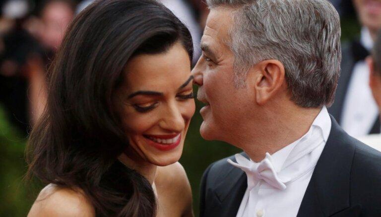 Развод или вторые близнецы: что происходит в браке Джорджа и Амаль Клуни