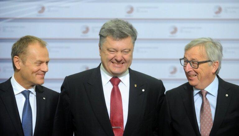 """Обзор DW: Рижский бальзам для Украины, или Трещины """"Восточного партнерства"""""""