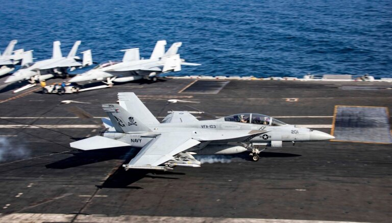 Ķīna aicina ASV neatvērt 'Pandoras lādi' Tuvajos Austrumos