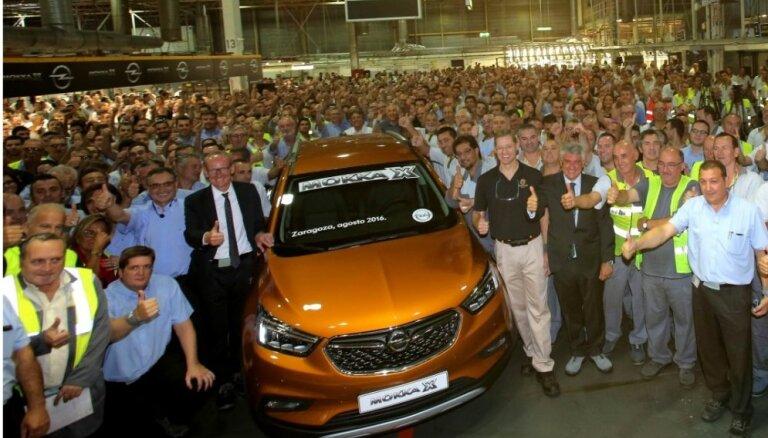 Французский автоконцерн PSA объявил о покупке Opel