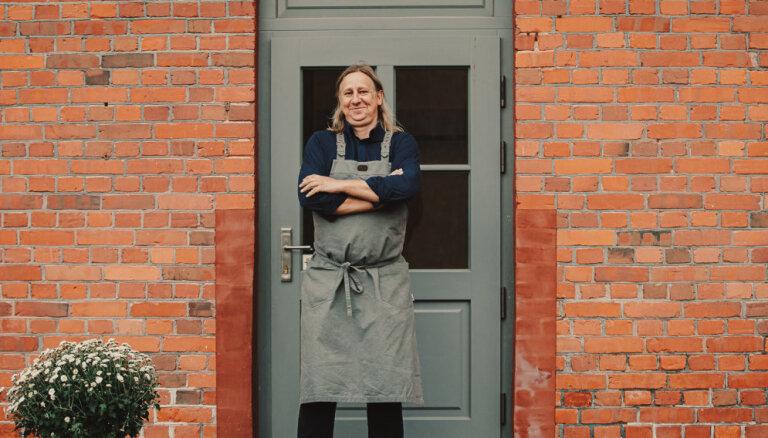 No dzemdību nama par 'Pavāru māju' – Ērika Dreibanta veiksmes stāsts Līgatnē
