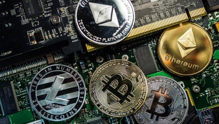 Из Латвии пытались вывезти оборудование для производства криптовалюты