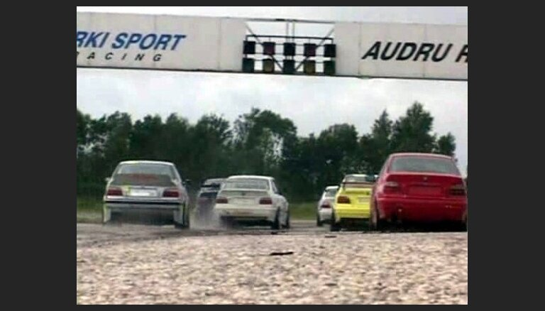 Baltijas autošosejas čempionāta posms Pērnavā