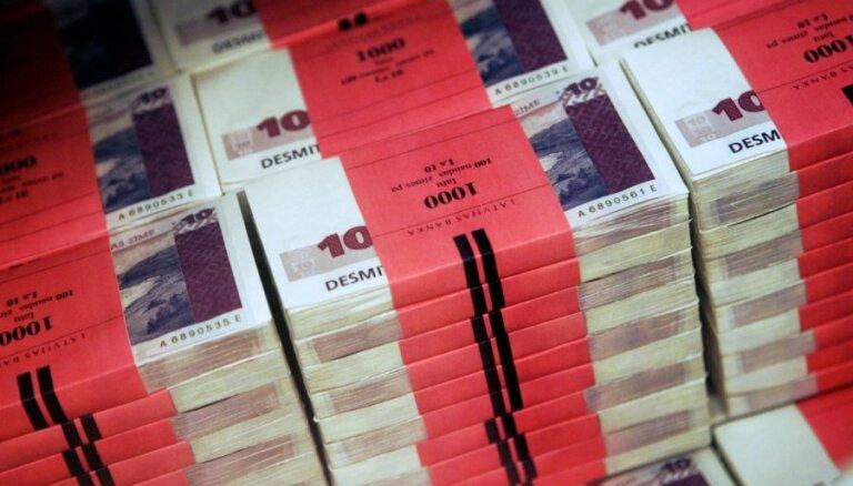 VK: valsts parāds līdz gada beigām sasniegs 5,2 miljardus latu