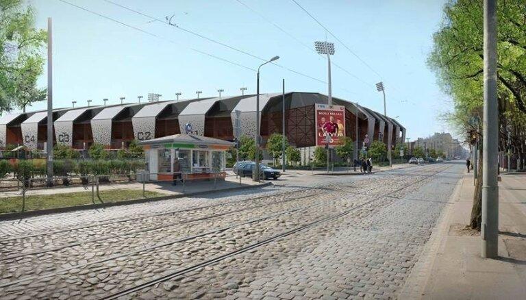 Neuzbūvētās 'Futbola mājas' turpina nest zaudējumus - LFF piekāpjas tiesā