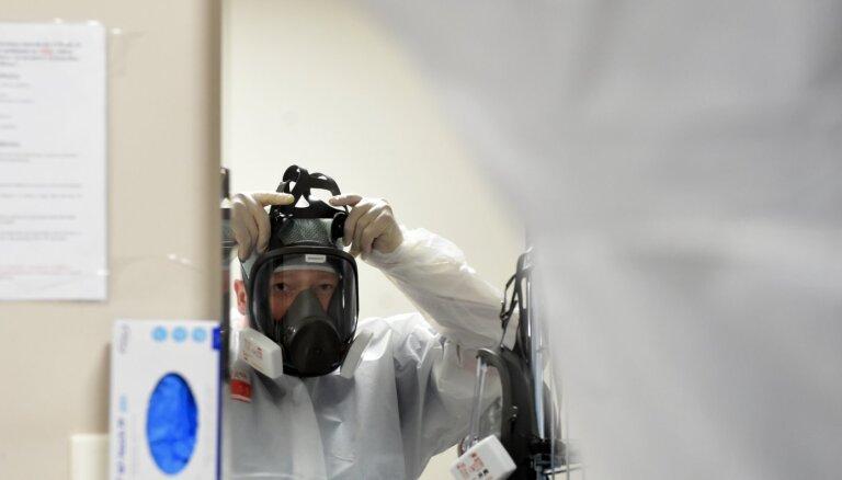 Covid-19 saslimšana Latvijā apstiprināta 876 cilvēkiem; reģistrēti 19 nāves gadījumi
