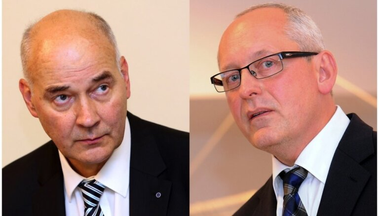 RSU rektora amatam pieteikušies Vētra un Pētersons
