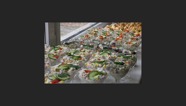Польские салаты завоюют Латвию через супермаркеты Maxima