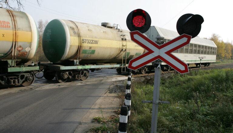 LDz поменял график курсирования грузовых поездов, чтобы облегчить движение авто в пиковые часы