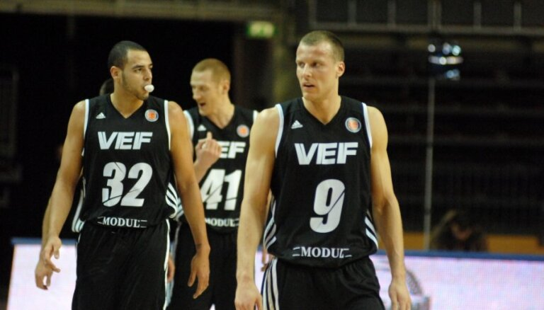 ВЭФ узнал соперников по Единой лиге ВТБ
