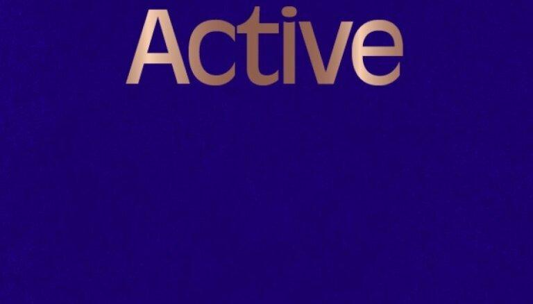 'Kim?' izdevis grāmatu 'Active Art'
