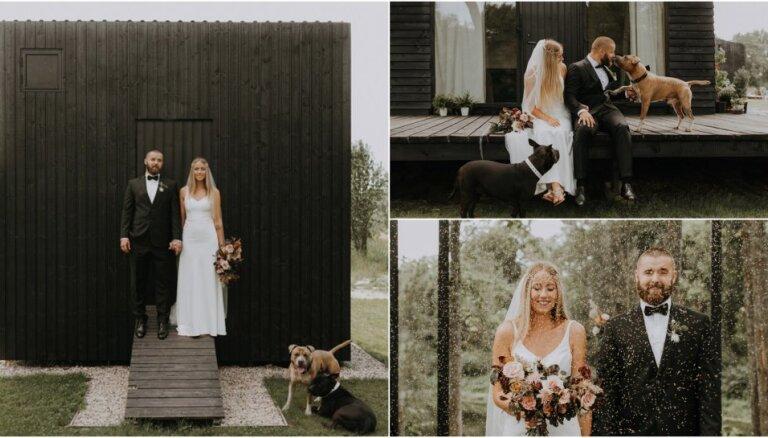 Latviešu fotogrāfes veidotā kāzu foto sērija gūst starptautiskus panākumus