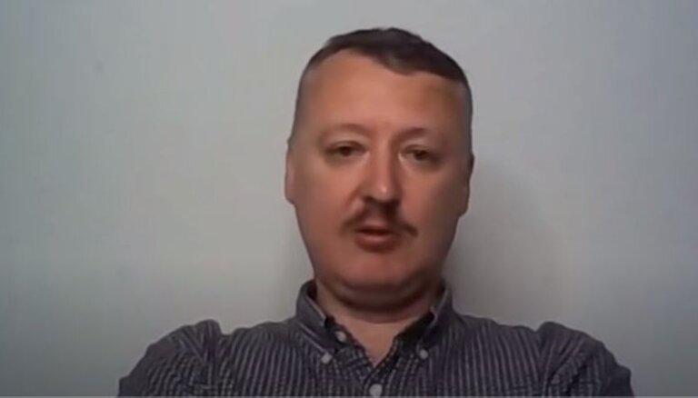 Girkins atzīst, ka sodījis ar nāvi ukraiņus